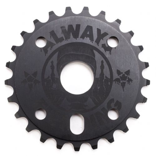 Fiend Reynolds Sprocket - Black 25 Tooth